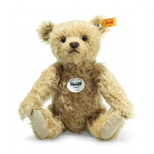 James jointed mohair Steiff teddy bear. 000362